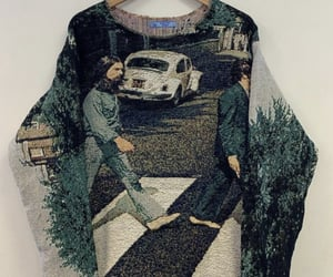 abbey road, alternative, and sweater image
