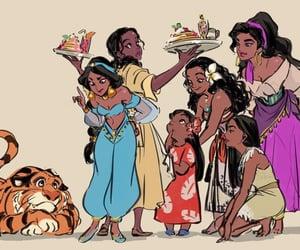 disney, esmeralda, and lilo image