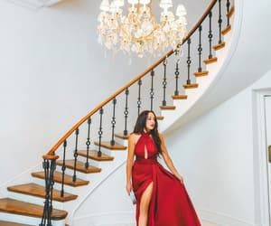 dresses, fashion, and luxurious image