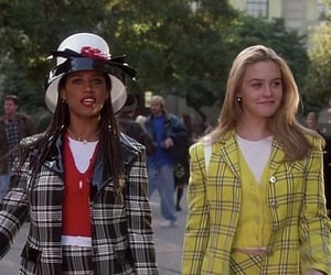 best friend, bff, and Clueless image