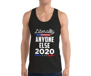 etsy, political shirt, and vote 2020 shirt image