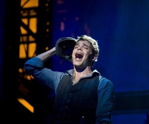 actor, song, and broadway image