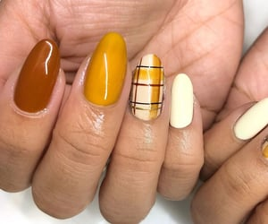 art, painting, and nails image