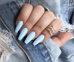 coffin nails&rings image