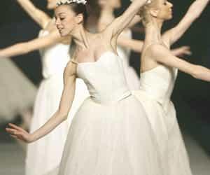 ballet, runway, and mfw image