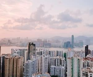 apartment, hong kong, and summer image