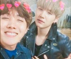 hope, minyoongi, and kpop image