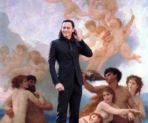 loki laufeyson, loki, and tom hiddleston image