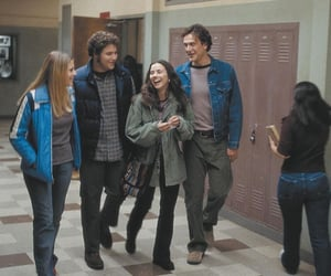90s, freaks and geeks, and tv image