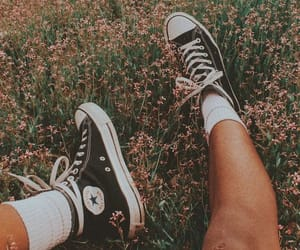 aesthetic, converse, and field image