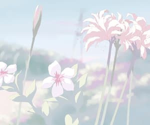 anime, nature, and pretty image