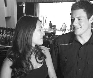 couple, rachel berry, and finchel image