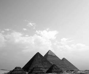 egypt, pyramids, and photography image