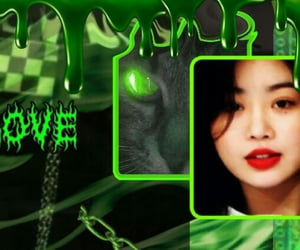 edit, green, and kpop image