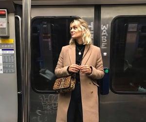 autumn, fall, and metro image