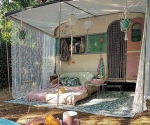 hippie, home, and boho image