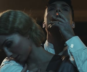 couple and peaky blinders image