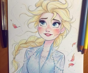 disney, princesas disney, and frozen 2 image
