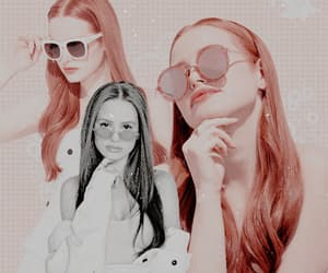 aesthetic, cheryl blossom, and edit image