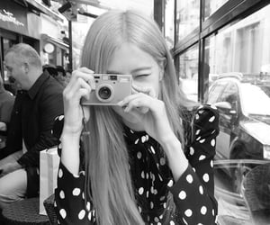 aesthetic, camera, and blackpink image