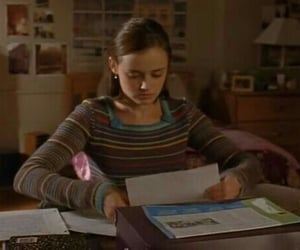 00s, alexis bledel, and gilmore girls image