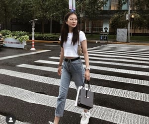 alternative, asian, and fashion image