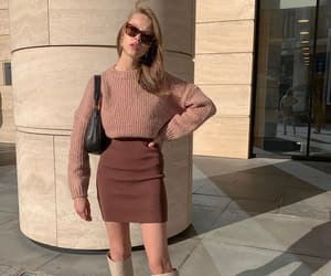 beige, boots, and neutrals image
