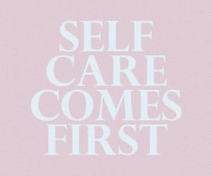 care, important, and pink image