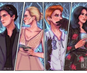 art and riverdale image