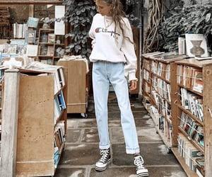 casual, champion, and fashion image