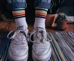 aesthetic, vintage, and shoes image