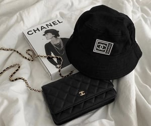 bag, chanel, and fashion image