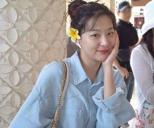girlfriend, red velvet, and kang seulgi image