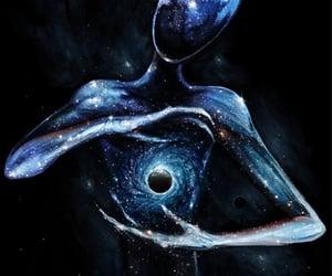 aliens, art, and believe image