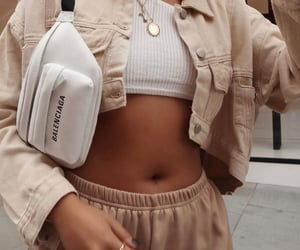 fashion, outfit, and Balenciaga image
