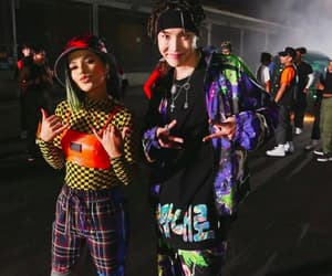 kpop, becky g, and j-hope image