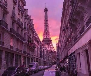 paris, france, and love image