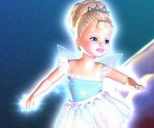 animation, barbie, and fairytale image