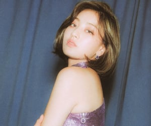 kpop, jihyo, and twice image