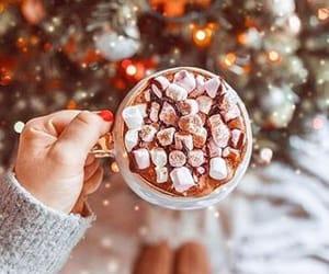 chocolate, christmas, and winter image