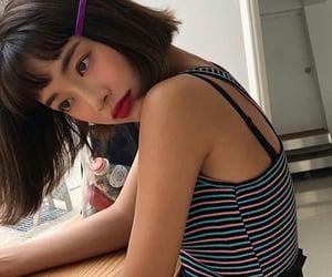 girl, tumbler, and japanese image