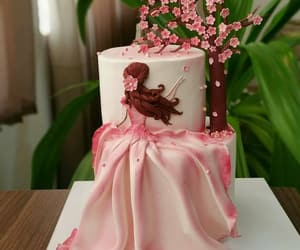 cake, design, and sweet image