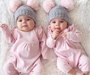 adorable, babies, and girls image