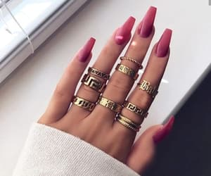 accessories, manicure, and design image