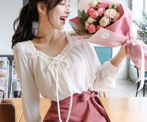 asian fashion, moda, and skirt image