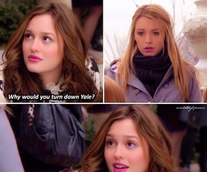 blair waldorf, blake lively, and gg image