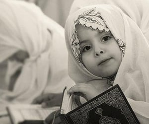islam, quran, and baby image