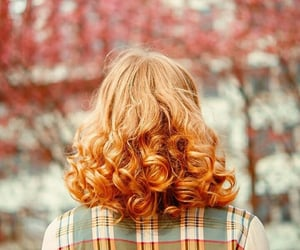 aesthetic, hair style, and hairs image