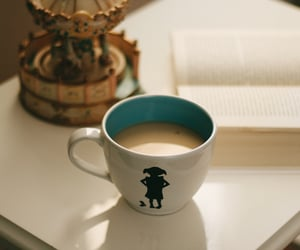 book and mug image