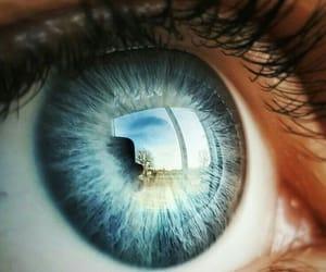 blue, close up, and eyes image